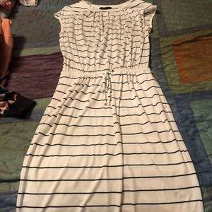 BNWOT XS American Eagle striped dress